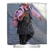 Comfortwalk Shower Curtain