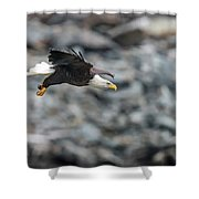 Coming In Hot Shower Curtain