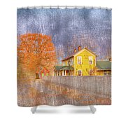 Commerce Mo Shower Curtain