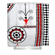 Company And Guide Shower Curtain