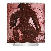 Complexity Of Human Life Shower Curtain