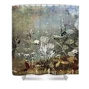 Composition By Nature Shower Curtain