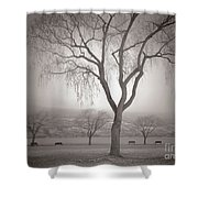 Composure Shower Curtain