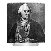 Comte De Grasse (1722-1788) Shower Curtain by Granger