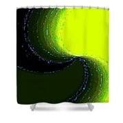 Conceptual 5 Shower Curtain