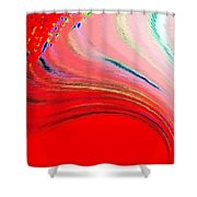 Conceptual 6 Shower Curtain