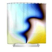Conceptual 7 Shower Curtain