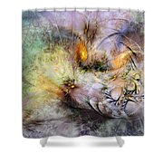 Concupiscent Nature Shower Curtain