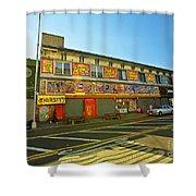 Coney Island Memories 4 Shower Curtain