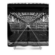 Coney Island Stillwell Ave Subway Station Shower Curtain
