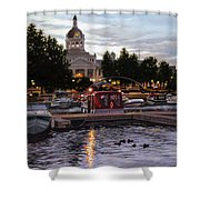 Confederation Park Shower Curtain