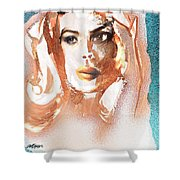 Conjure Shower Curtain
