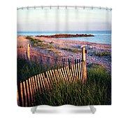 Connecticut Summer Shower Curtain