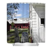 Connemara Flat Rock North Carolina Shower Curtain