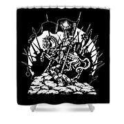 Conqueror Shower Curtain
