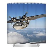 Consolidated Pby Catalina Shower Curtain
