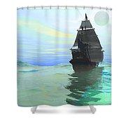 Consort Shower Curtain