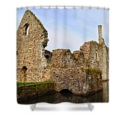 Constable's House Dorset Shower Curtain