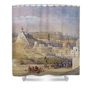 Constantinople Shower Curtain