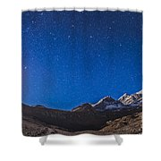 Constellations Of Perseus, Andromeda Shower Curtain