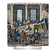 Constitutional Convention Shower Curtain