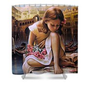 Consuelo Shower Curtain