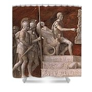 cont Giovanni Bellini Shower Curtain