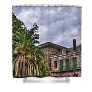 Conti Street Shower Curtain