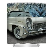 Continental Side View Shower Curtain