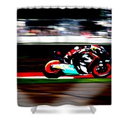 Contrast Series - 12 Shower Curtain