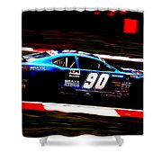 Contrast Series - 5 Shower Curtain