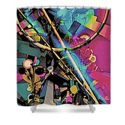 Contrive Shower Curtain