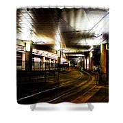 Convention Center Station Shower Curtain