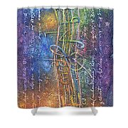 Convergence Shower Curtain