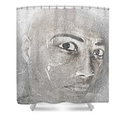 Conviction Shower Curtain