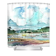Conway 04 Shower Curtain