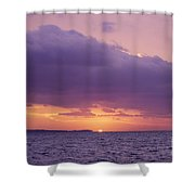 Cool Climate Shower Curtain