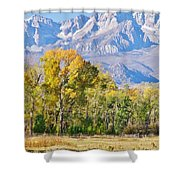 Cool Days Shower Curtain