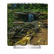 Cool Glade 2015 Shower Curtain