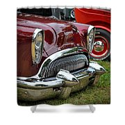 Cool Ride Shower Curtain
