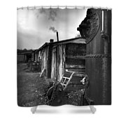 Cool Shack Shower Curtain