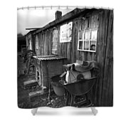 Cool Shack Too Shower Curtain