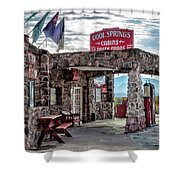 Cool Springs Az Shower Curtain