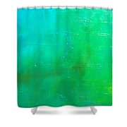 Cooled Shower Curtain