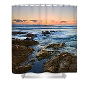 Coolum Dawn Shower Curtain