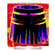 Cooperage 2 Shower Curtain by Eikoni Images