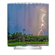 Cooper's Bayou Shower Curtain