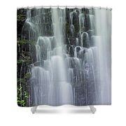 Coopey Falls Shower Curtain