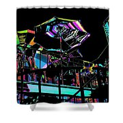 Copacabana 2 Shower Curtain