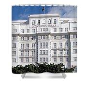 Copacabana Palace Shower Curtain